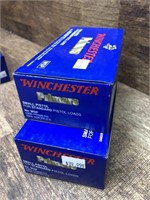 2- boxes small pistol primers, Winchester (2000