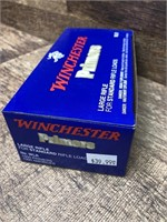 1- box Large rifle primers, Winchester
