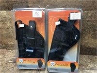 2- Bulldog Side holsters Size 19 auto & 14