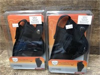 2- Bulldog Side holsters Size 8 auto