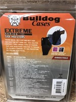 2- Bulldog Side holsters Size 30 auto