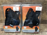 2- Bulldog Side holsters Size 7 auto