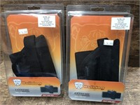 2- Bulldog Side holsters Size 20 auto