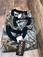 3- XL short camo sleeve