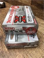2- Winchester 30-06 160 gr.