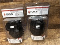 2- Fobus paddle holsters
