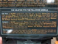 2- stealth operator holsters, RH one IWB