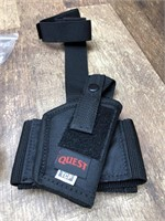 2- Quest ankle holsters