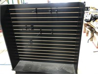 3 - Slat rolling displays, double sided