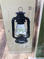 Kerosene lanterns and wicks