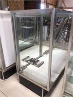 Glass Display cabinet 48x20x38