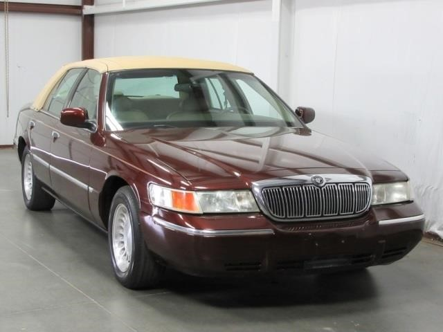 2001 mercury grand marquis ls united country musick sons musick auction