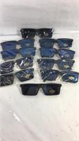 10 pairs of UV 400 glasses