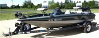 1991 Tracker Marine Nitro 160TF Boat (view 1)