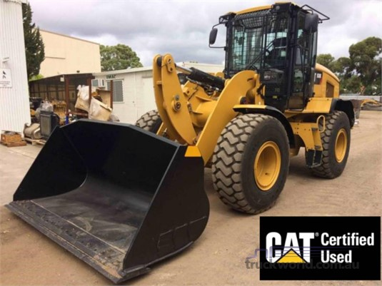 2014 Caterpillar 930K Heavy Machinery for Sale
