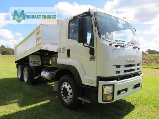 2008 Isuzu FVZ1400 Midcoast Trucks - Trucks for Sale