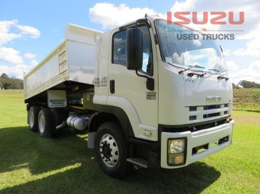 2008 Isuzu FVZ1400 Used Isuzu Trucks - Trucks for Sale