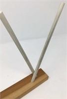 Ceramic Tennessee Cross Stick knife sharpener