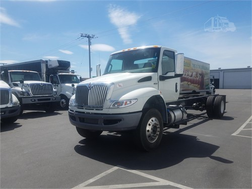 INTERNATIONAL MV Cab & Chassis Trucks For Sale By RIVERVIEW