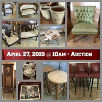 "Living Estate Auction ""Kevin Nothdruft Moving Auction"""
