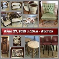 "Living Estate Auction ""Kevin Nothdruft Moving Auction"""