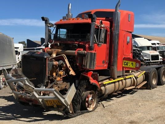 2007 Kenworth T650 - Wrecking for Sale