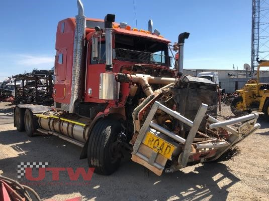 2007 Kenworth T650 Universal Truck Wreckers - Wrecking for Sale