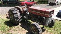 Massey Ferguson Orchard Special Tractor