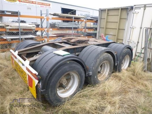 2009 Wese Dolly Western Traders 87 - Trailers for Sale