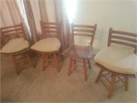"4-24"" bar stools"