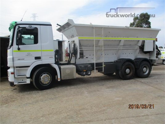 2009 Mercedes Benz Actros 2644 - Trucks for Sale