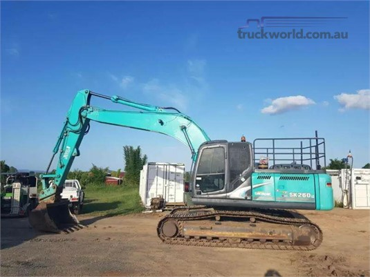2012 Kobelco other - Heavy Machinery for Sale