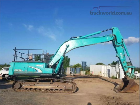 2012 Kobelco other - Truckworld.com.au - Heavy Machinery for Sale