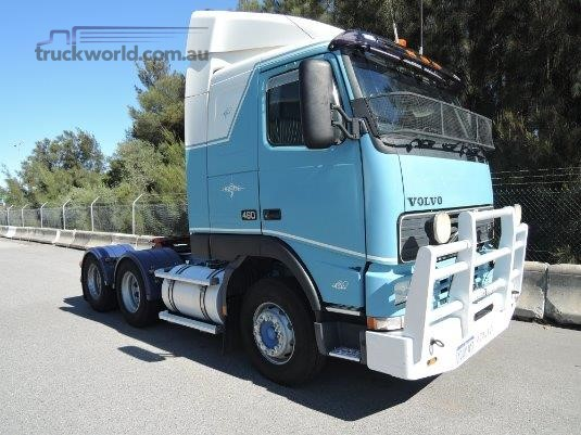 2001 Volvo FH12 Trucks for Sale