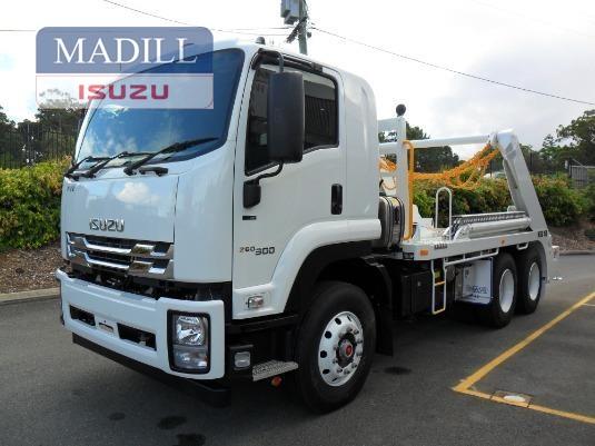 2019 Isuzu FVZ 260-300 AUTO MWB - Trucks for Sale