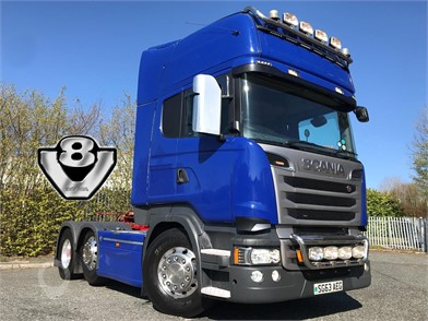 6dd0ec9a77 Used SCANIA R500 Trucks for sale in the United Kingdom - 25 Listings ...