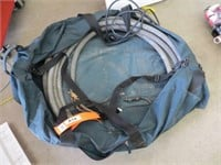 SPALDING BAG W/ ELECTRICAL WIRE CABLE