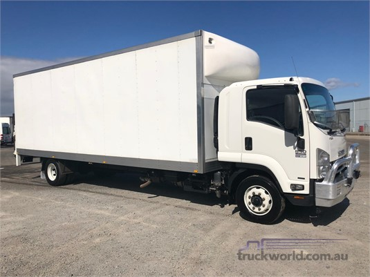 2013 Isuzu FSR 850 Long All Star Equipment Sales - Trucks for Sale