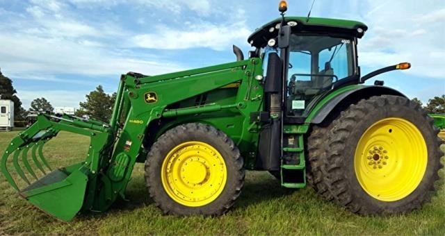 Thayer Farm & Ranch Equipment Dispersal Auction