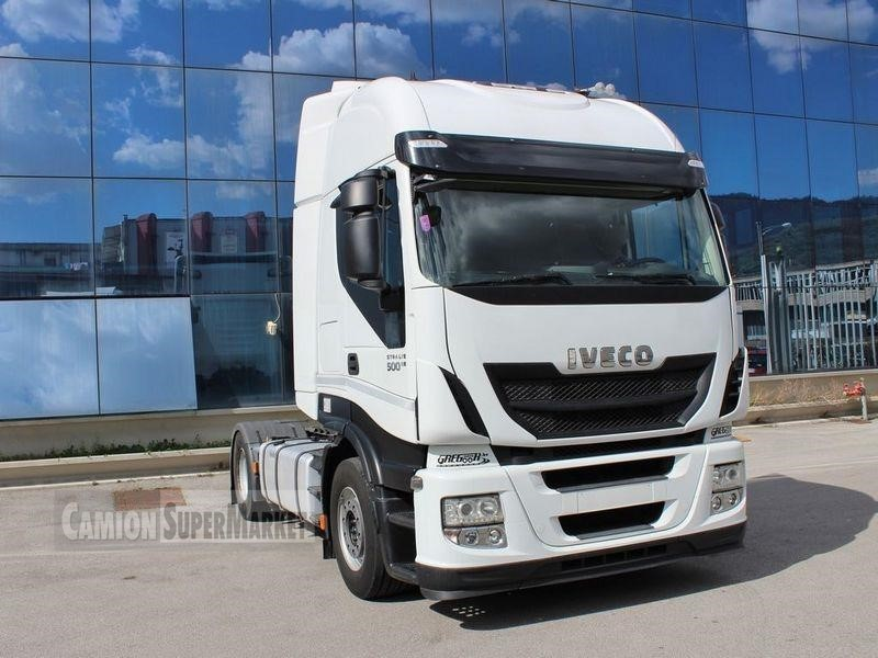 Iveco STRALIS 440 Second-hand