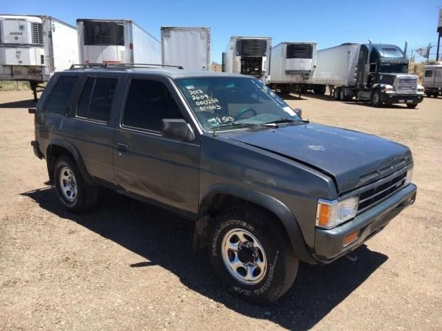 1995 Nissan Pathfinder | Apple Towing Co