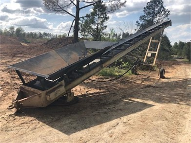 Conveyor / Feeder / Stacker Aggregate Equipment For Sale In