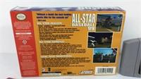 All Star Baseball 99 N64 Game & Box