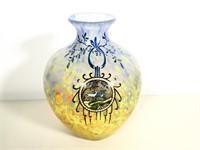 LeGras Signed Vase