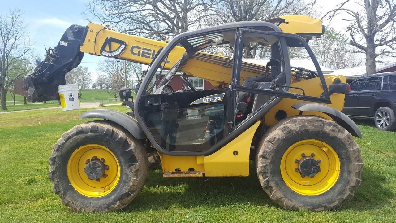 Telehandlers For Sale | LiftsToday com