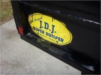 Double Axle Dump Trailer