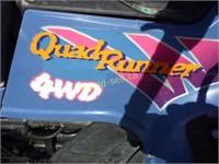 Suzuki Quad Runner - 250cc