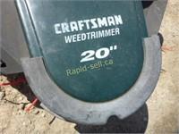 Craftsman Weed Trimmer