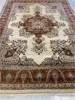 Stunning  Hand Knotted Turco Persian Carpet