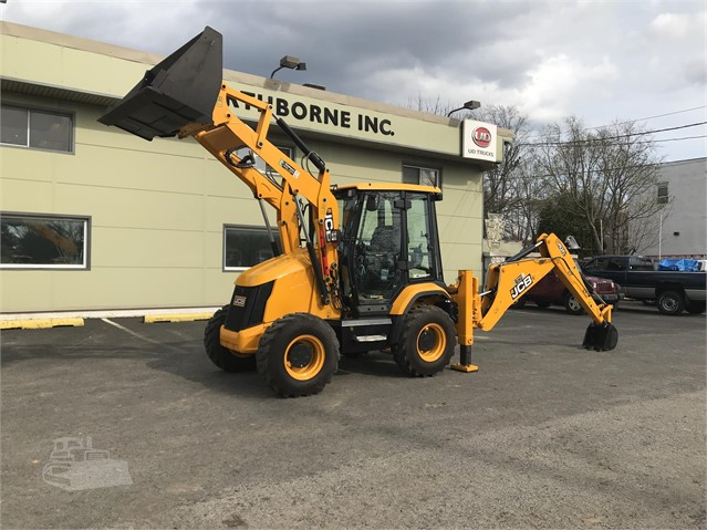 2018 JCB 3CX For Sale In Warrington, Pennsylvania